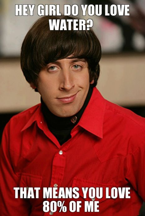 PickUp Lines Howard Wolowitz3